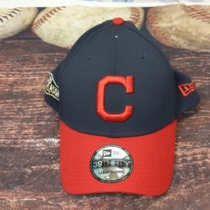 New era cleveland indians post season 2020 cap